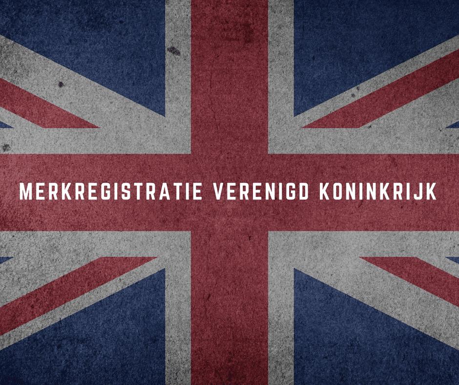 Merkregistratie Verenigd Koninkrijk