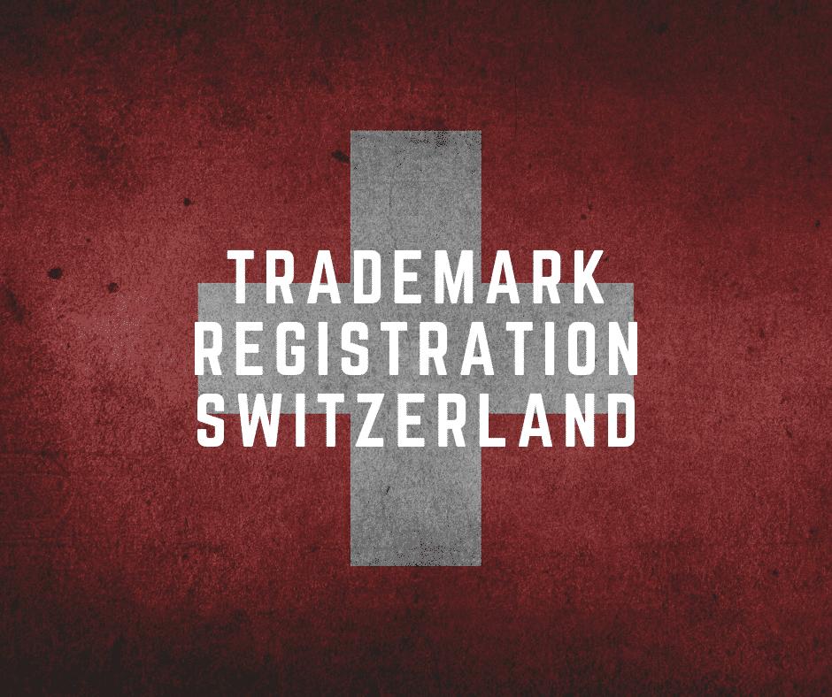 Trademark registration Switzerland