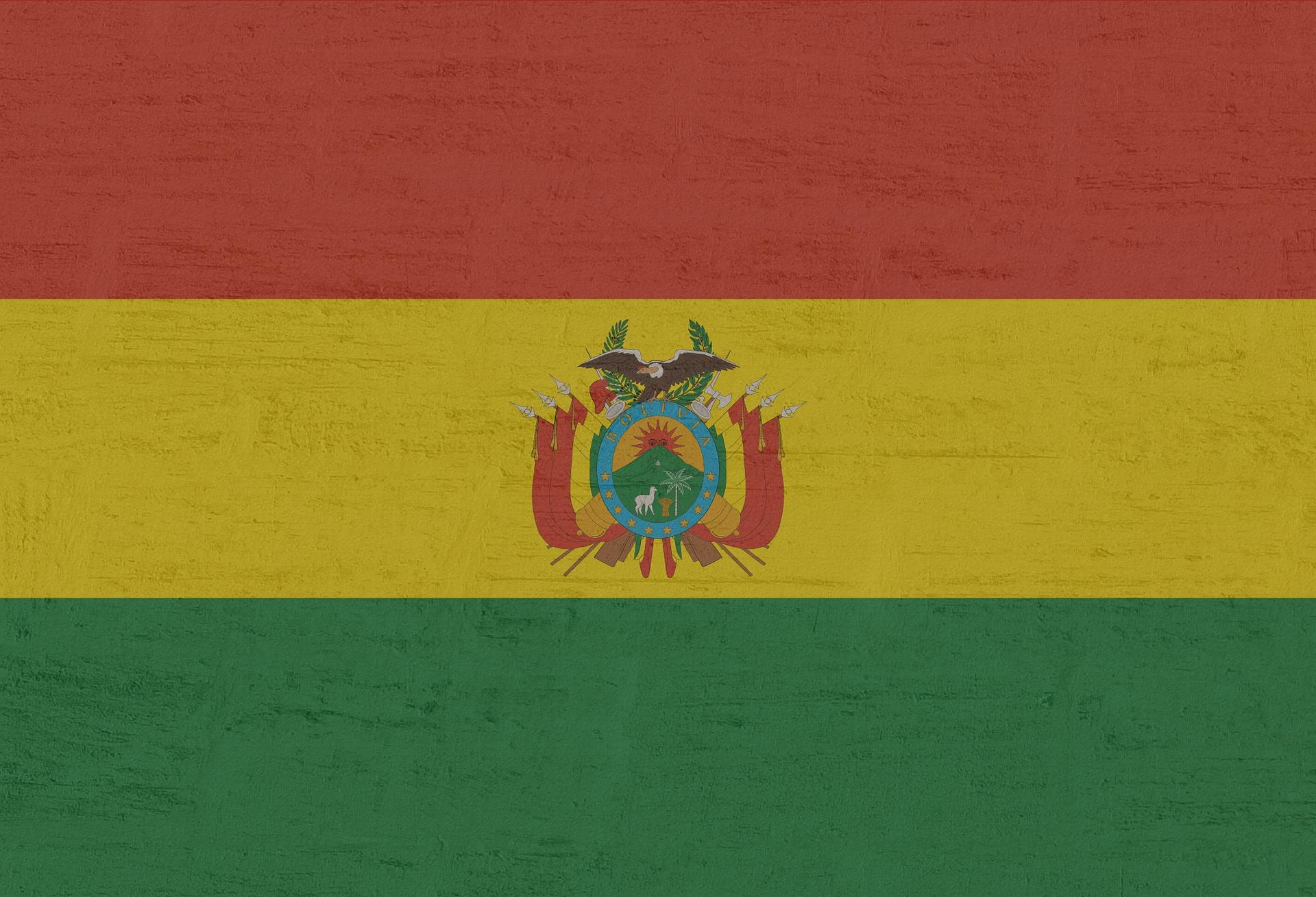 Trademark registration Bolivia