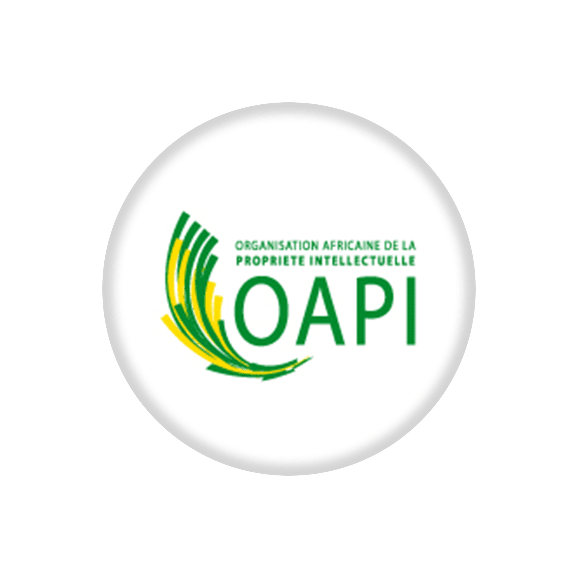 Trademark application OAPI