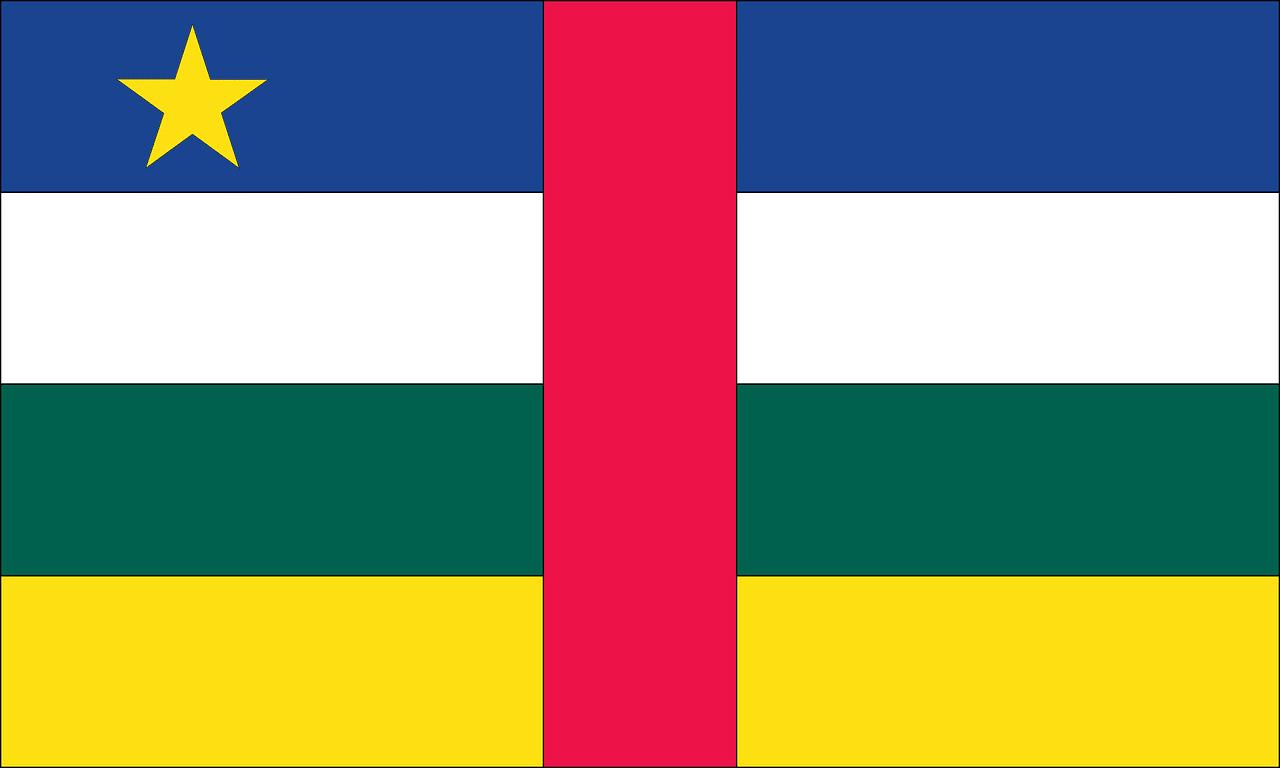 Trademark registration Central African Republic