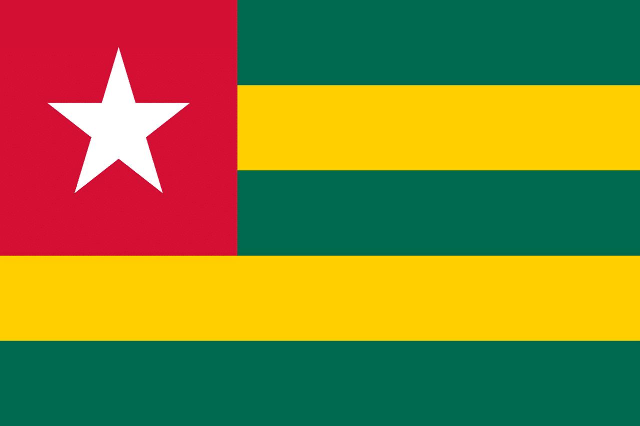 Trademark registration Togo